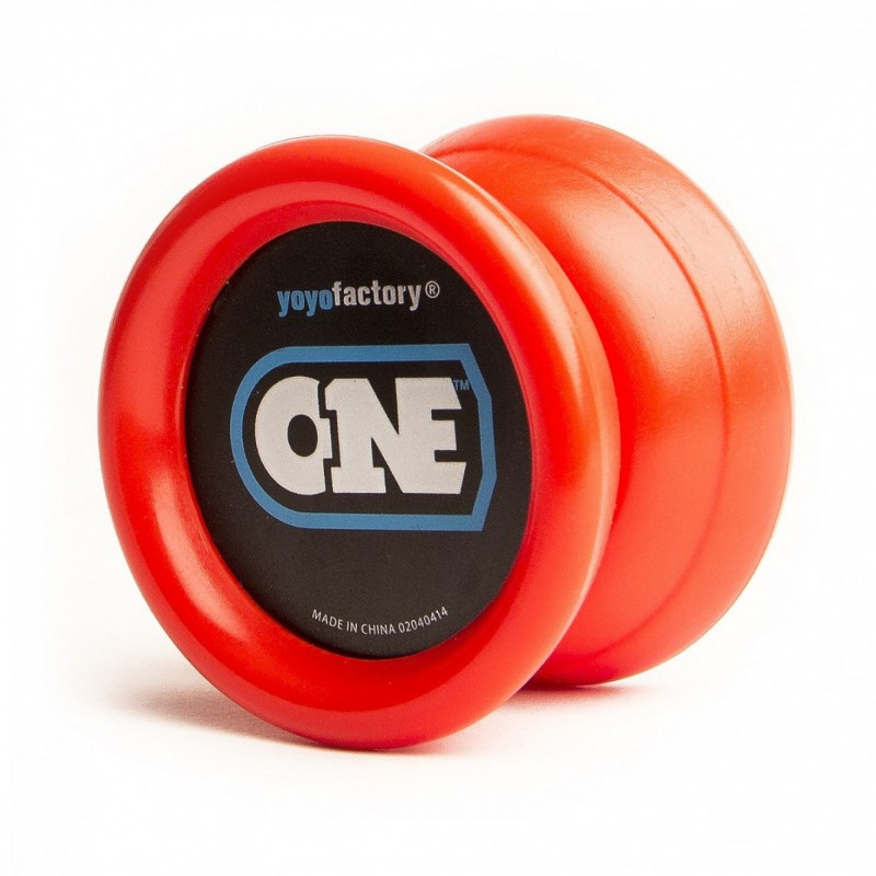 YO-YO ONE RED