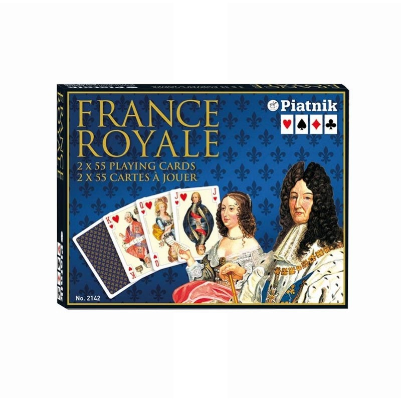 KĀRTIS PIATNIK FRANCE ROYALE