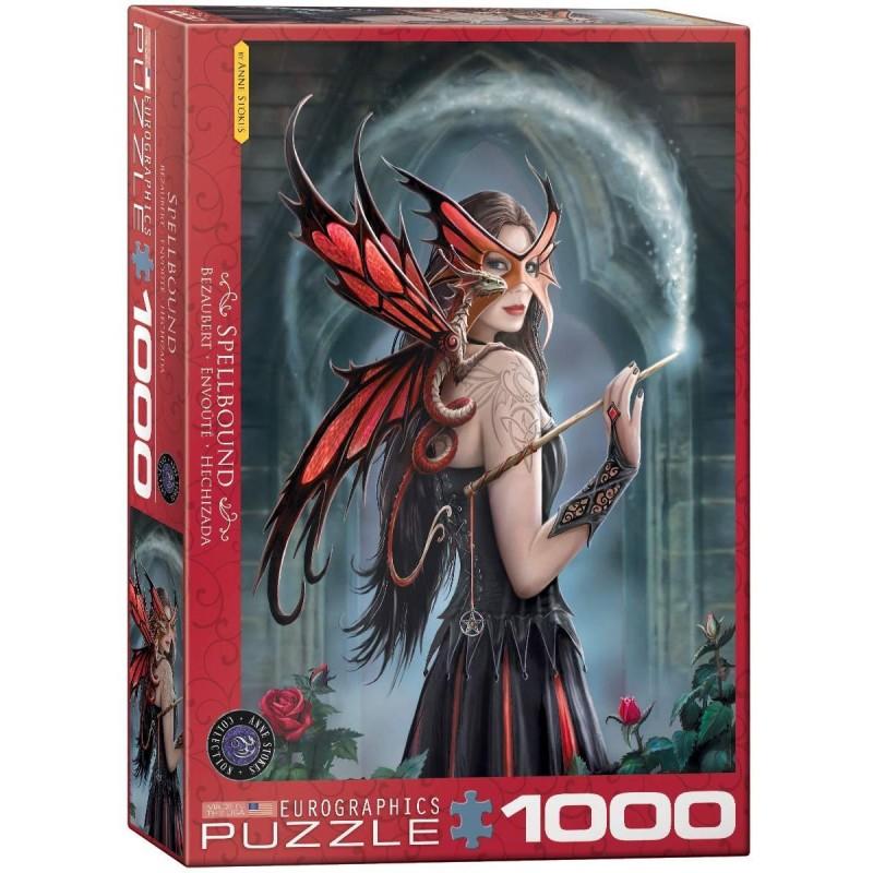PUZLE SPELLBOUND-ANNE STOKE 1000