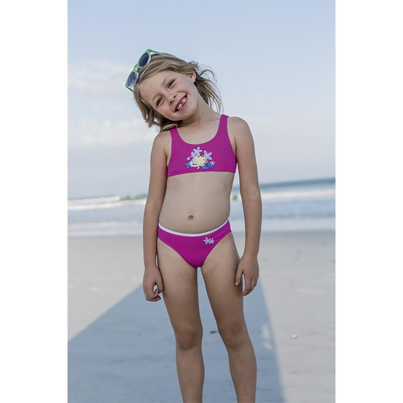 FASHY meiteņu atsevišķais peldkostīms