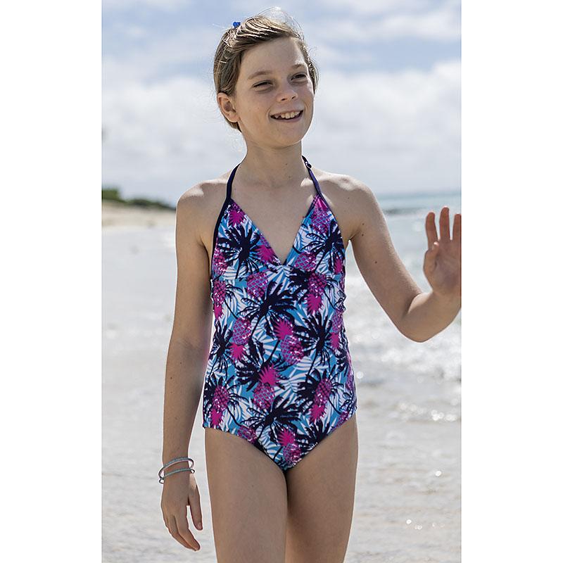 FASHY meiteņu kopējais peldkostīms